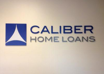 caliber-loans-3d-lobby-sign