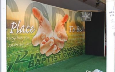 No More Dull Walls with Wall Graphics
